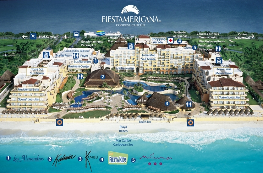 Is One Of The Best Hotels In Cancun