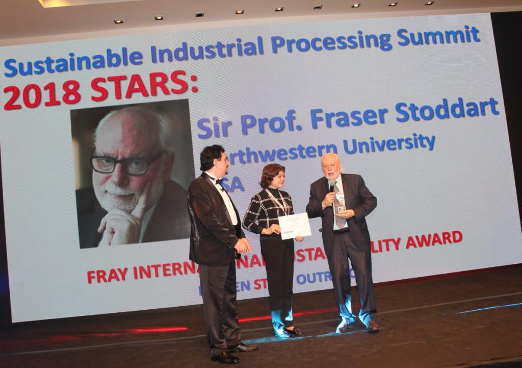 Fraser Stoddart